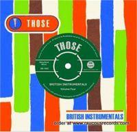 Those British Instrumentals 4 CD