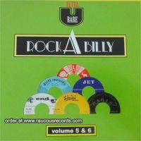 Ultra Rare Rockabilly Volumes 5+6 2CD