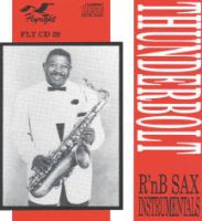 Thunderbolt - Rhythm & Blues Sax Instrumentals