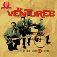 Ventures Absolutely Essential Collection 3CD BT3159 0805520131599