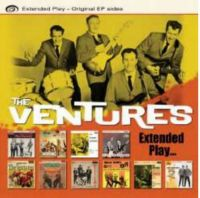 Ventures Extended Play CD