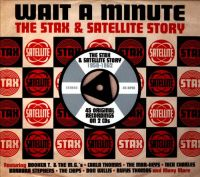 Wait A Minute The Stax and Satellite Story 2CD