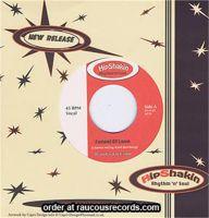 """Funnel Of Love 7"""" Single (vinyl)"""