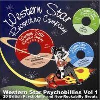 Western Star Psychobillies Vol 1 CD