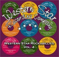 Western Star Rockabillies Vol 4 CD