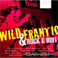 Wild and Frantic Rock 'n' Roll 10-CD Boxed Set