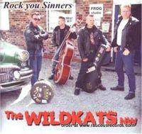 Wildkats NW Rock You Sinners CD