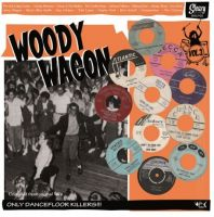 Woody Wagon Volume 2 vinyl LP