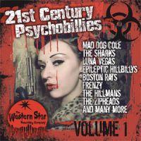 21st Century Psychobillies CD