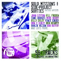 Solo Missions and Side Project Sorties 2CD